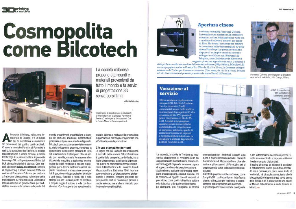 3DPrint Creative Magazine