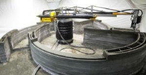 Stampante 3D Apis Cor