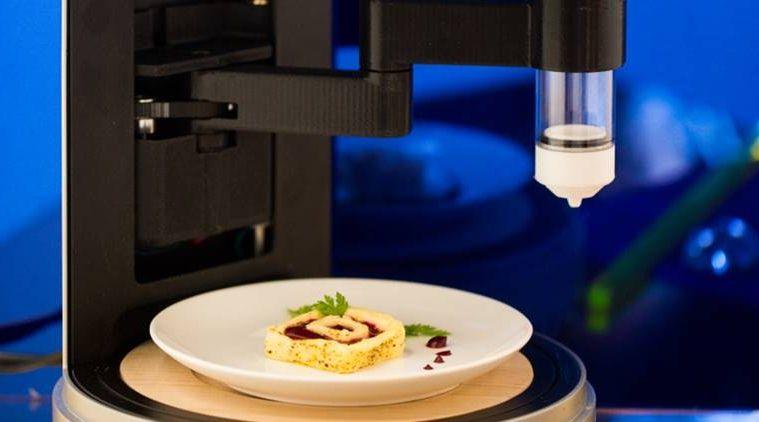 food 3d printed