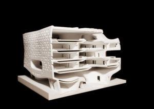 plastico stampato in 3D