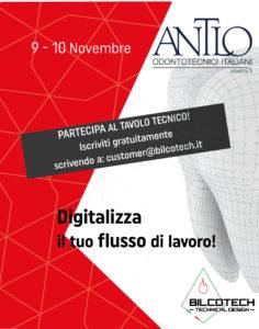 ANTLO Treviso Flyer