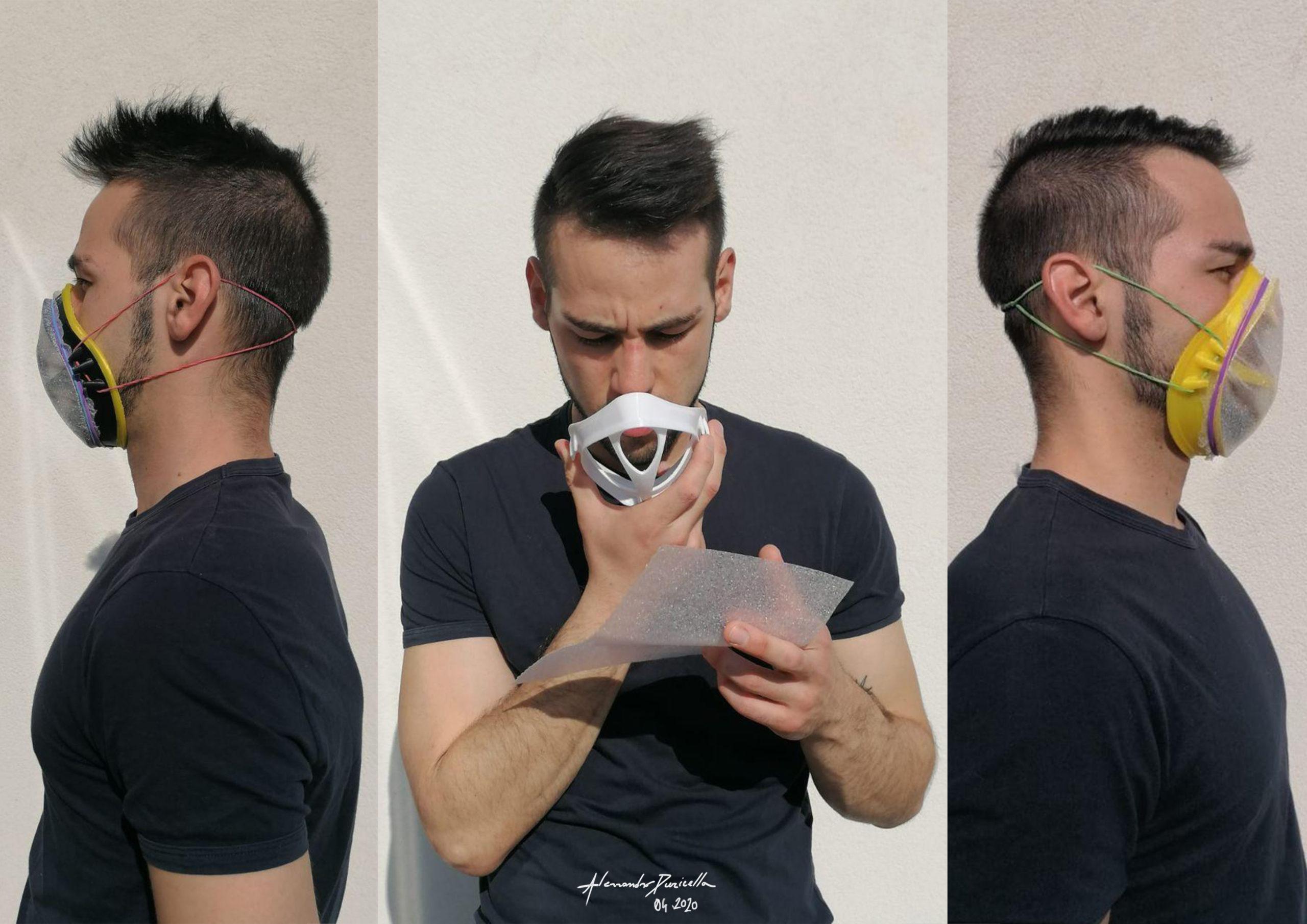 Alessandro puricella mascherina mikeferd img