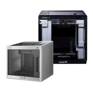 Stampanti 3D Sindoh 3DWOX 1 e 3DWOX 2X, tecnologia FFF, img